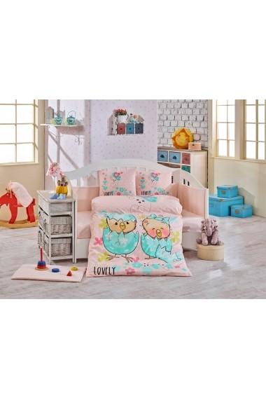 Set lenjerie de pat pentru copii Hobby 113HBY0048 Multicolor