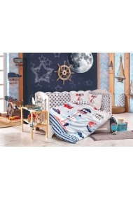 Set lenjerie de pat pentru copii Hobby 113HBY0043 Multicolor