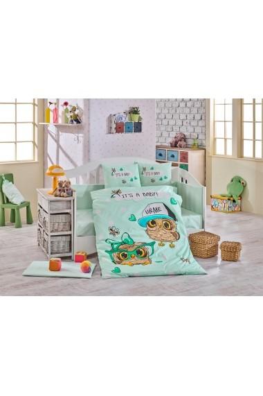 Set lenjerie de pat pentru copii Hobby 113HBY0045 Multicolor