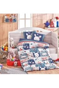 Set lenjerie de pat pentru copii Hobby 113HBY0051 Multicolor