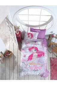 Set lenjerie de pat pentru copii Cotton Box 129CTN3024 Multicolor