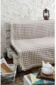 Patura pentru canapea Eponj Home 336EPJ0422 Ecru