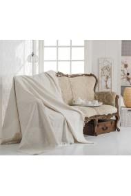 Patura pentru canapea Eponj Home 336EPJ0410 Crem