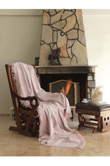 Patura pentru canapea Eponj Home 336EPJ0430 Roz