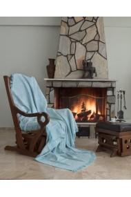 Patura pentru canapea Eponj Home 336EPJ0435 Bleu