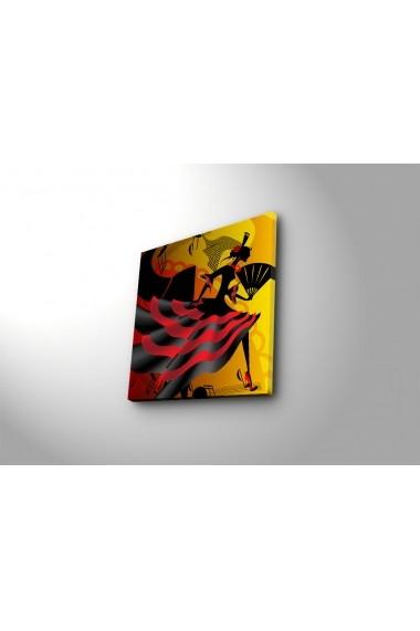Tablou din panza Bonanza ASR-242BNZ1212 Multicolor