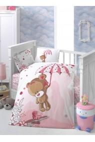 Set lenjerie de pat pentru copii Patik ASR-170PTK2013 Multicolor