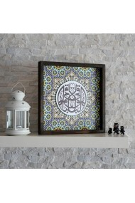 Obiect decorativ de perete Evila Originals ASR-797EVL1179 Multicolor