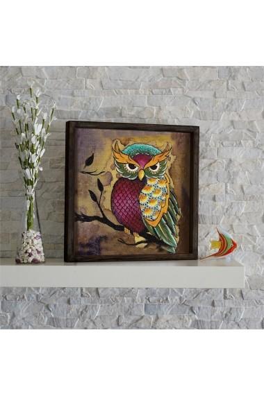Obiect decorativ de perete Evila Originals ASR-797EVL1665 Multicolor