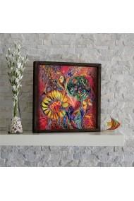 Tablou din MDF Evila Originals ASR-797EVL1479 Multicolor