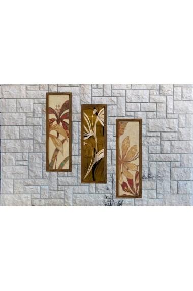 Tablou decorativ (3 bucati) Evila Originals 797EVL1396 multicolor