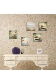 Tablou decorativ (5 bucati) Evila Originals 820EVL4575 multicolor
