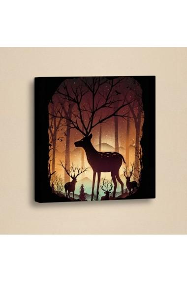Tablou decorativ Evila Originals 836EVL4555 multicolor