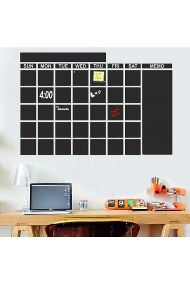 Sticker decorativ Evila Originals 837EVL2001 negru