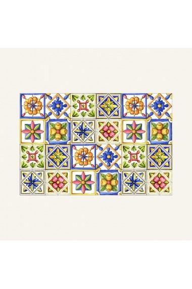 Sticker decorativ Evila Originals 837EVL1530 multicolor