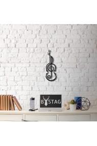 Obiect decorativ de perete Bystag ASR-805BSG1066 Negru