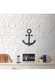 Obiect decorativ de perete Bystag ASR-805BSG1002 Negru