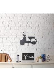 Obiect decorativ de perete Bystag ASR-805BSG1065 Negru