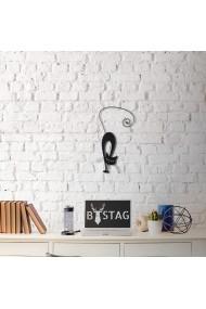 Obiect decorativ de perete Bystag ASR-805BSG1014 Negru