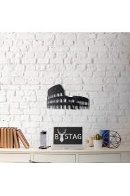 Obiect decorativ de perete Bystag ASR-805BSG1018 Negru