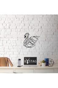 Obiect decorativ de perete Bystag ASR-805BSG1061 Negru