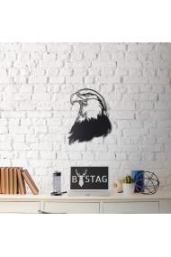 Obiect decorativ de perete Bystag ASR-805BSG1044 Negru
