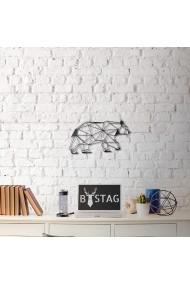Obiect decorativ de perete Bystag ASR-805BSG1010 Negru