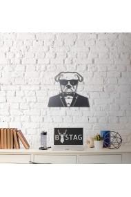 Obiect decorativ de perete Bystag ASR-805BSG1012 Negru