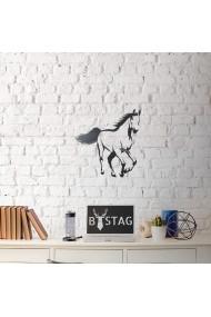 Obiect decorativ de perete Bystag ASR-805BSG1034 Negru