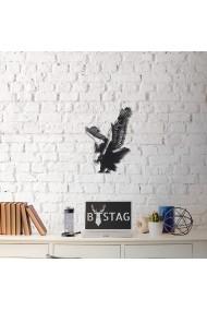 Obiect decorativ de perete Bystag ASR-805BSG1023 Negru
