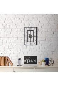 Ceas decorativ de perete Bystag ASR-805BSG1113 Negru