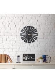 Ceas decorativ de perete Bystag ASR-805BSG1118 Negru