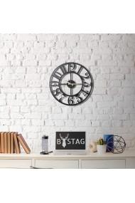 Ceas decorativ de perete Bystag ASR-805BSG1102 Negru