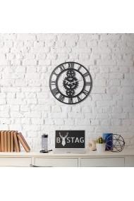 Ceas decorativ de perete Bystag ASR-805BSG1106 Negru