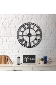 Ceas decorativ de perete Bystag ASR-805BSG1105 Negru
