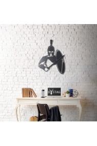 Obiect decorativ de perete Bystag ASR-805BSG1057 Negru