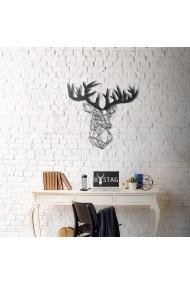 Obiect decorativ de perete Bystag ASR-805BSG1060 Negru