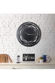 Ceas decorativ de perete Bystag ASR-805BSG1112 Negru