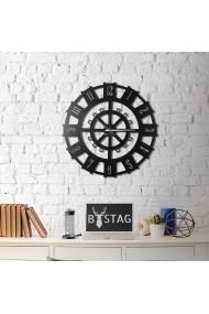 Ceas decorativ de perete Bystag ASR-805BSG1117 Negru