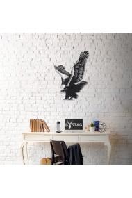 Obiect decorativ de perete Bystag ASR-805BSG1024 Negru