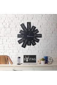 Ceas decorativ Bystag 805BSG1120 negru