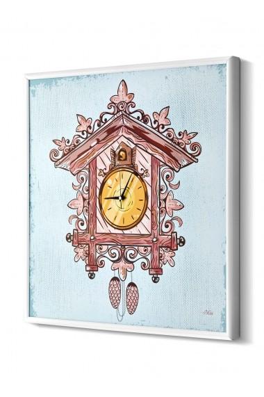 Ceas decorativ de perete Mia ASR-742TMA3915 Multicolor