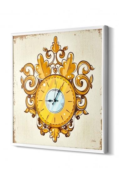 Ceas decorativ de perete Mia ASR-742TMA3917 Multicolor