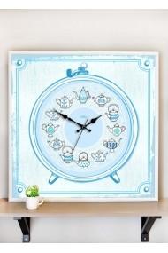 Ceas decorativ de perete Mia ASR-742TMA3918 Multicolor