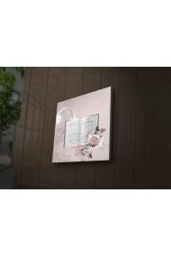 Tablou din panza, cu lumina LED Ledda ASR-254LED1284 Multicolor