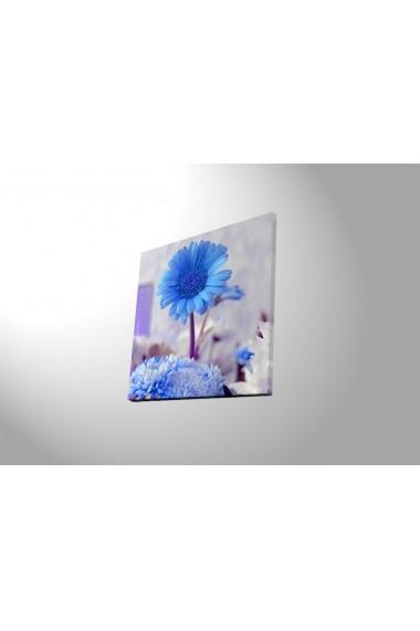 Tablou din panza, cu lumina LED Ledda ASR-254LED4239 Multicolor