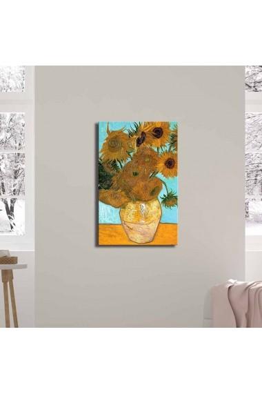 Tablou decorativ Canvart 249CVT1380 multicolor