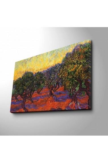 Tablou decorativ Canvart 249CVT1385 multicolor