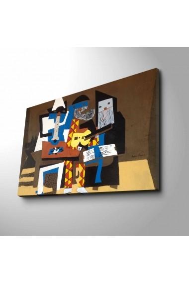 Tablou decorativ Canvart 249CVT1387 multicolor
