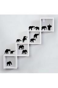 Sticker decorativ Sticky 260CKY5080 negru